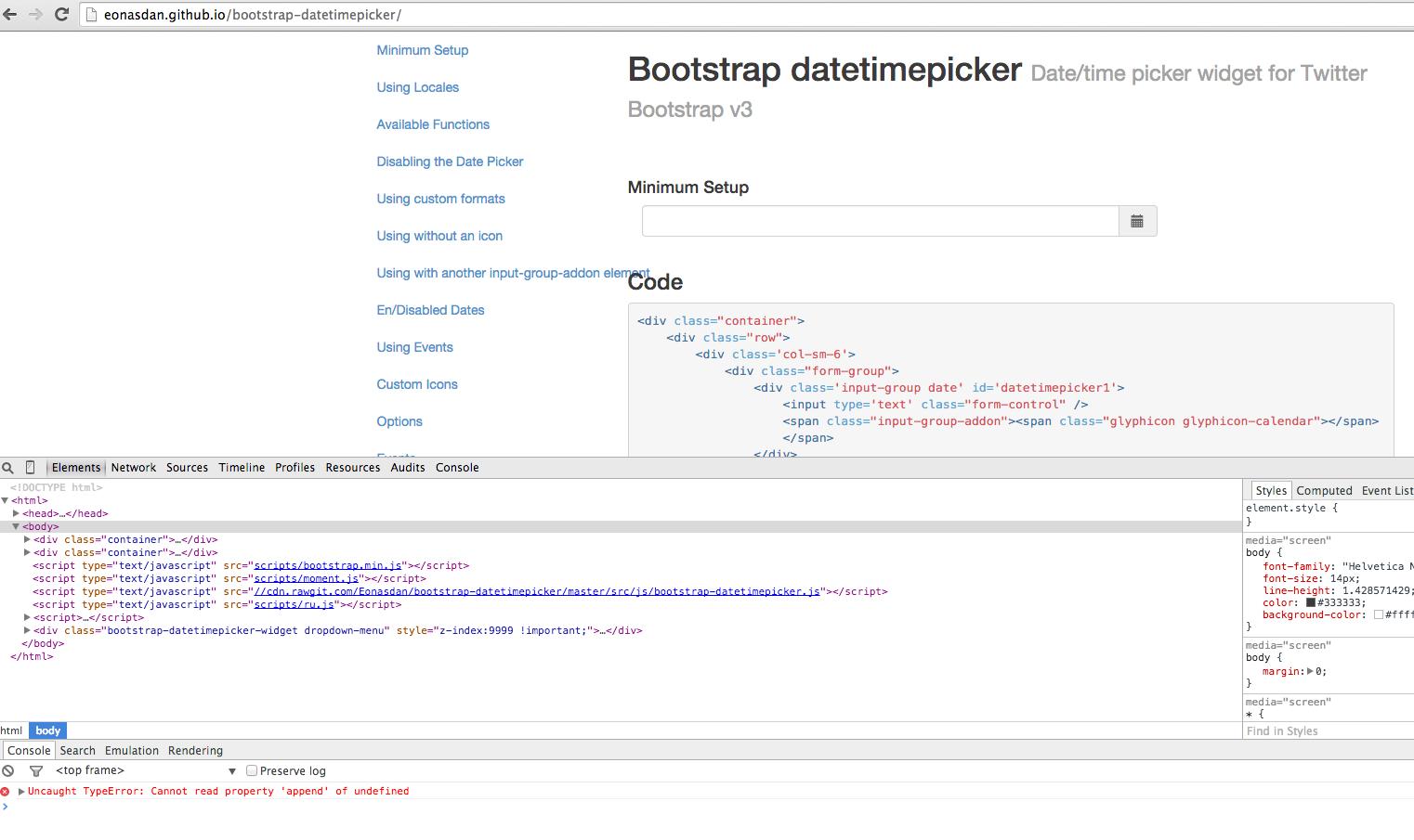 bootstrap_datetimepicker