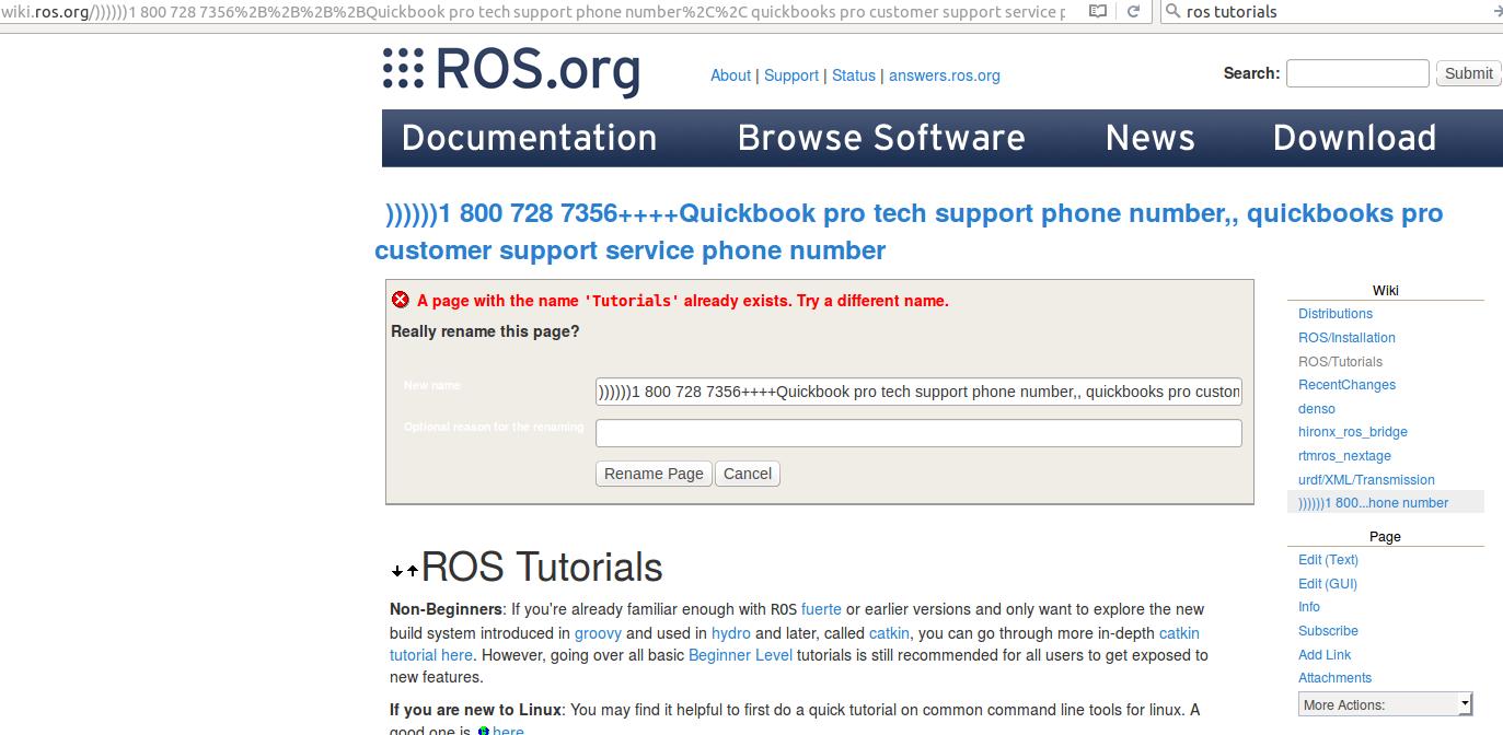 roswiki_revert_fails