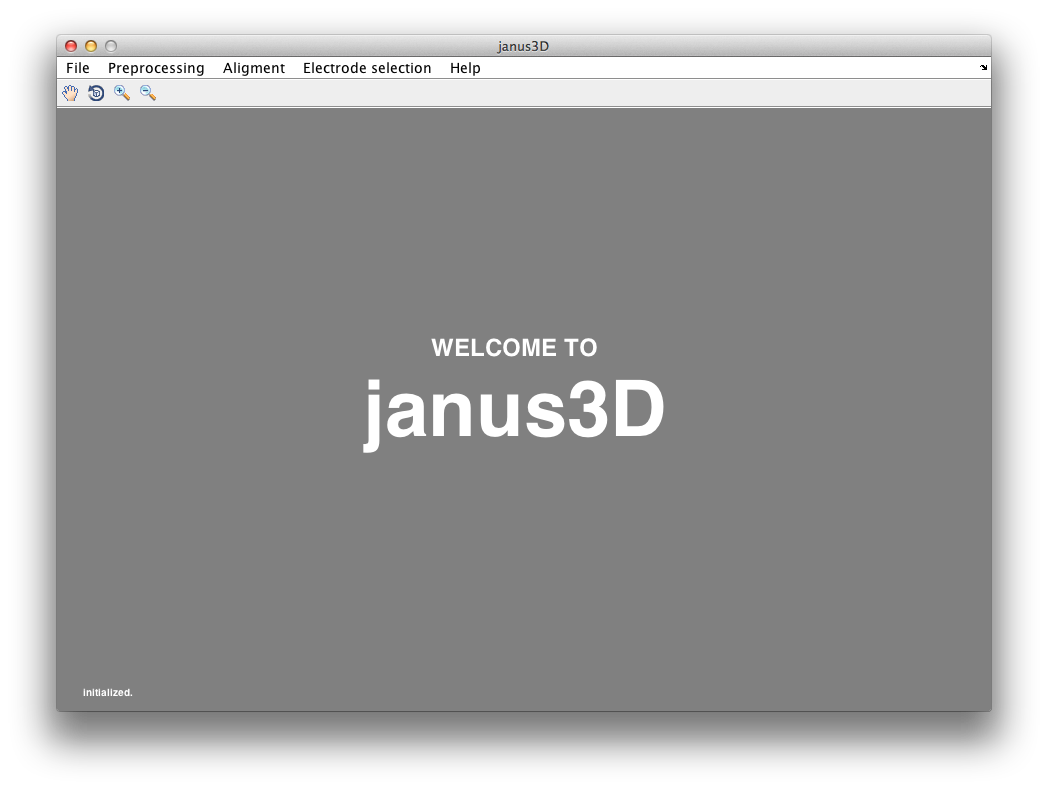 janus3D start