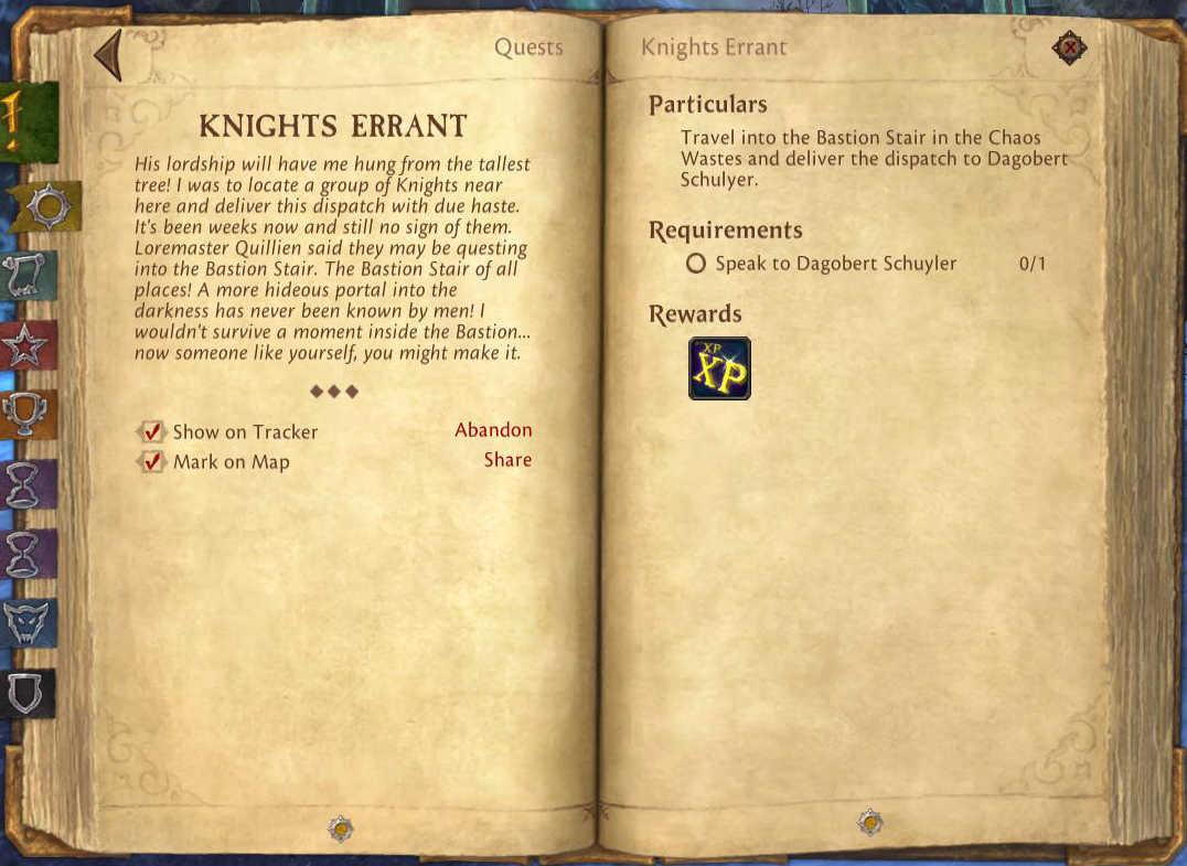 1 knightserrant