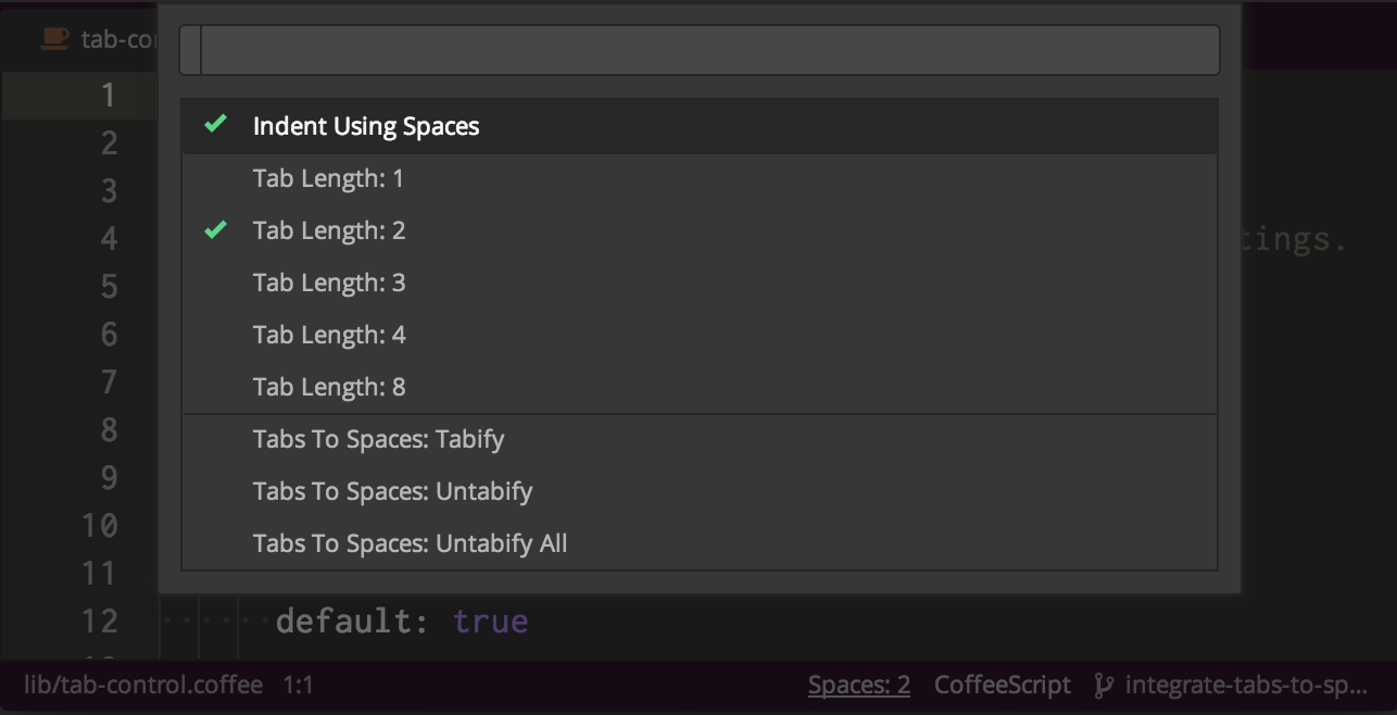 tabs-to-spaces