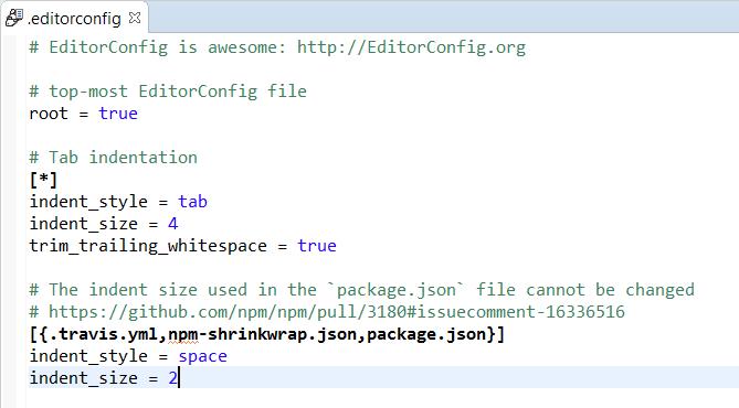 editorconfigsyntaxcolorizing