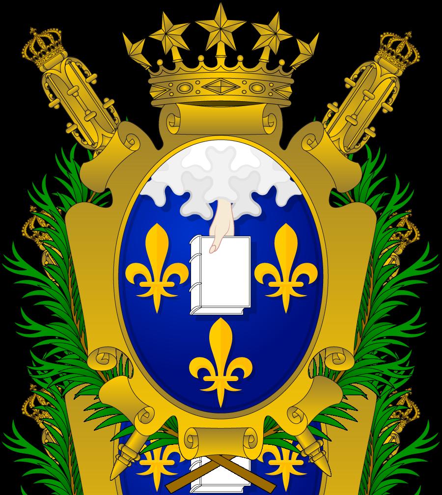 Coat of arms of University of Paris