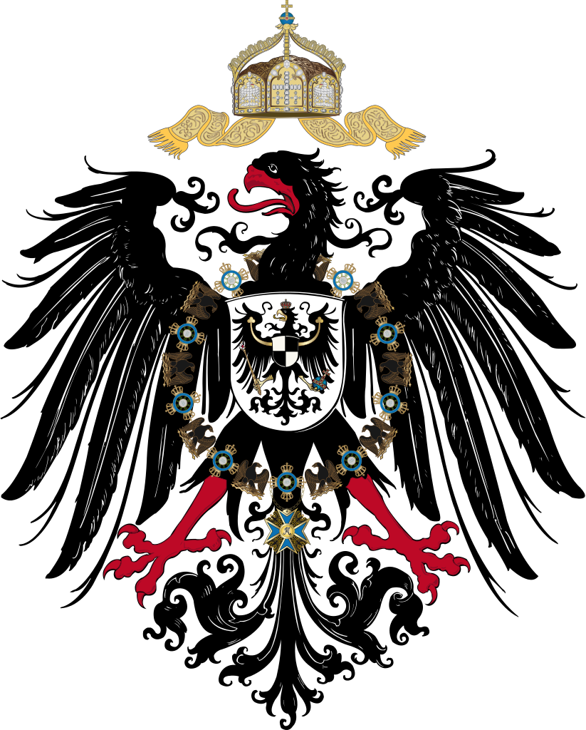 The Lesser Arms of the German Empire, 1871 - 1918
