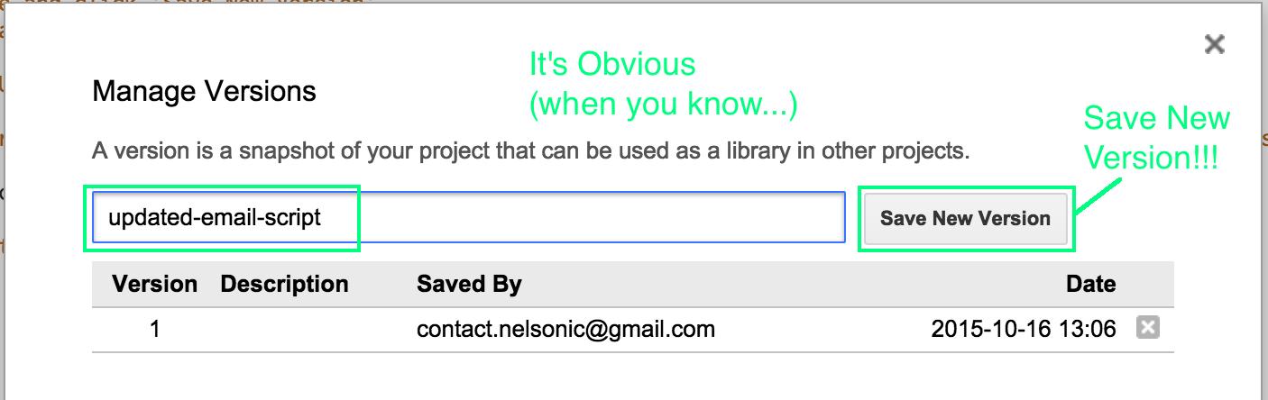 20 google-script-save-new-version