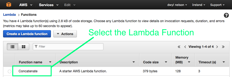 aws06-list-of-lambda-functions