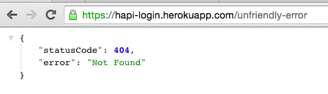 hapi-login-404-error