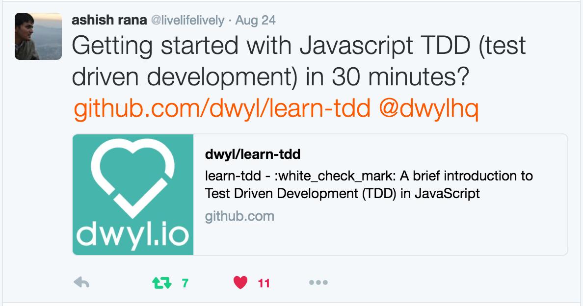 learn-tdd