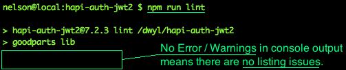 goodparts-no-output-means-it-passes