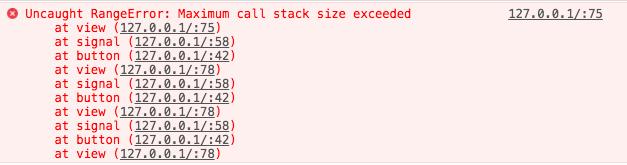 range-error-stack-exceeded