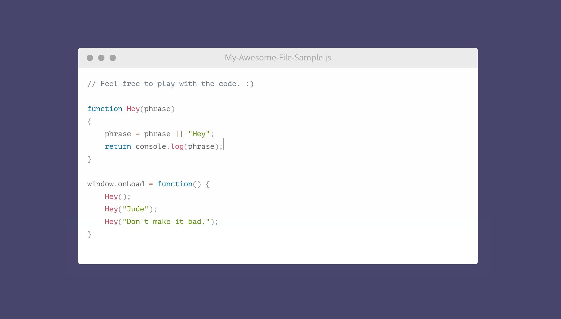CodeFlask.js