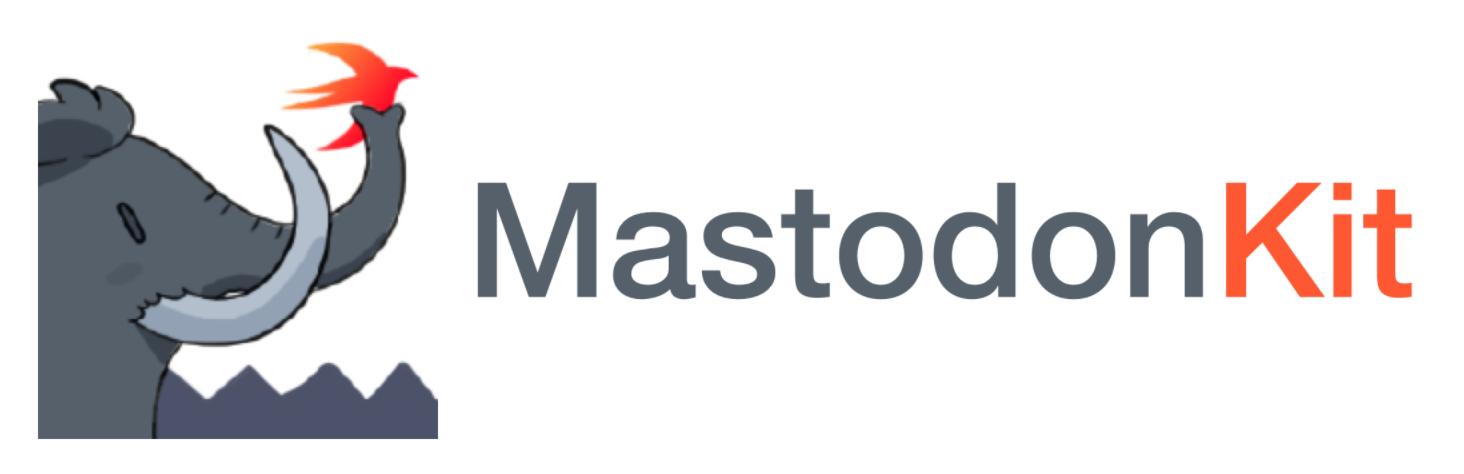 MastodonKit