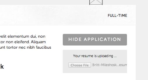 apply-uploading