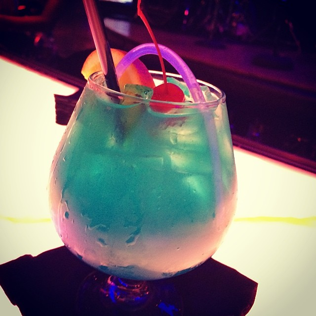Look at this ridiculous drink!