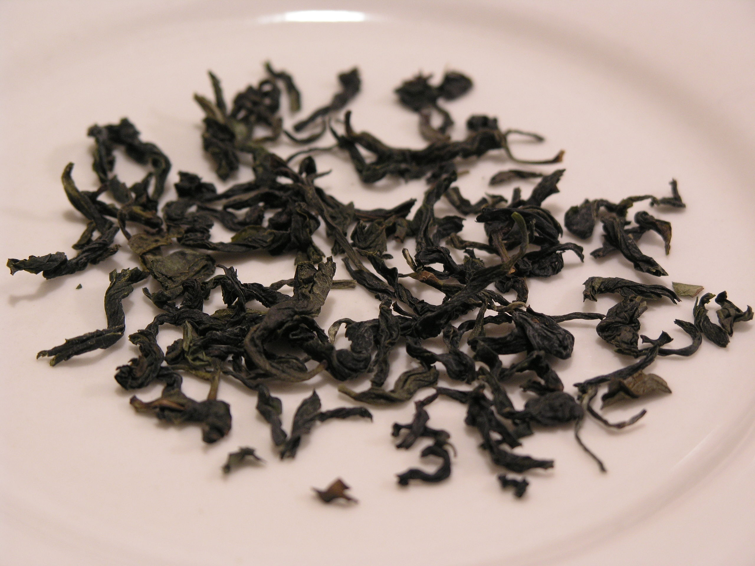 Spring Pouchong tea - CC BY SA 3.0 by Richard Corner