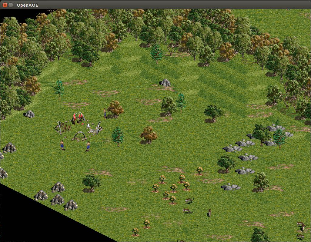 Work in Progress Screenshot