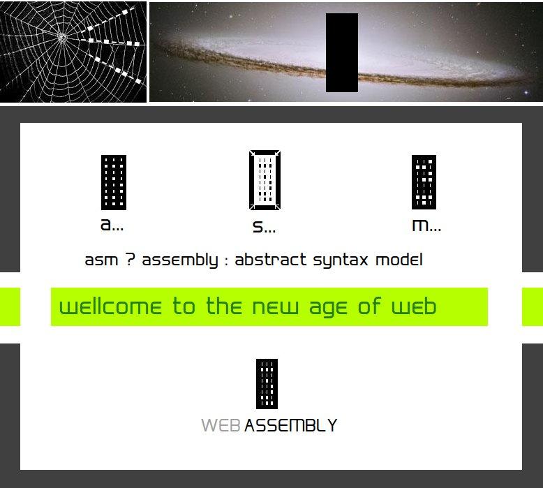 web assembly logo