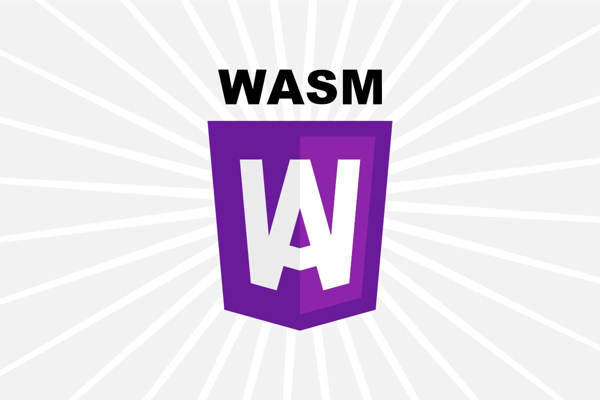 wasm logo banner