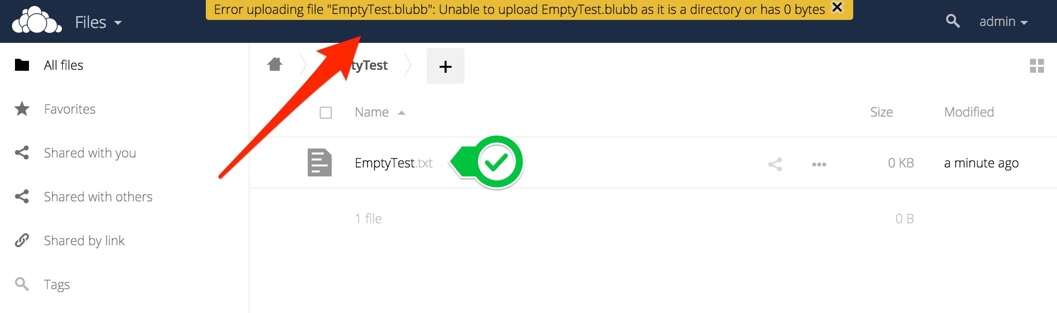 emptytest_-_files_-_owncloud