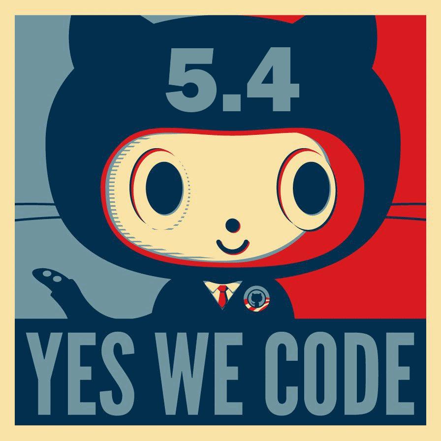 yes we code 5 4