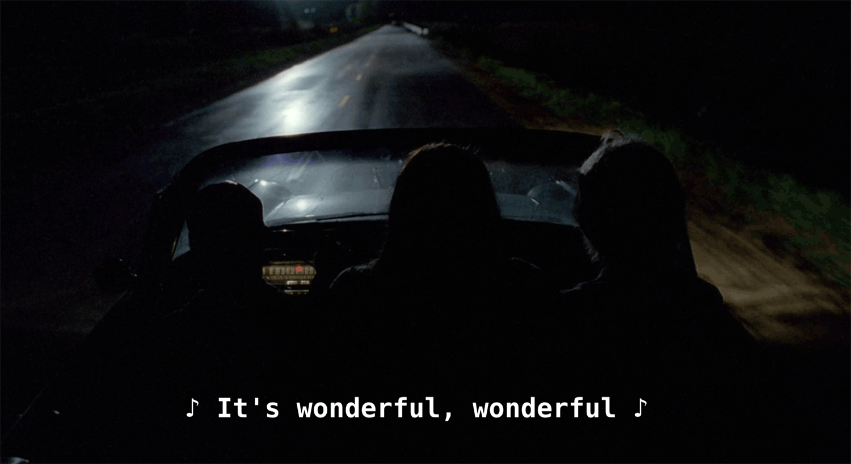 it's a wonderful, wonderful