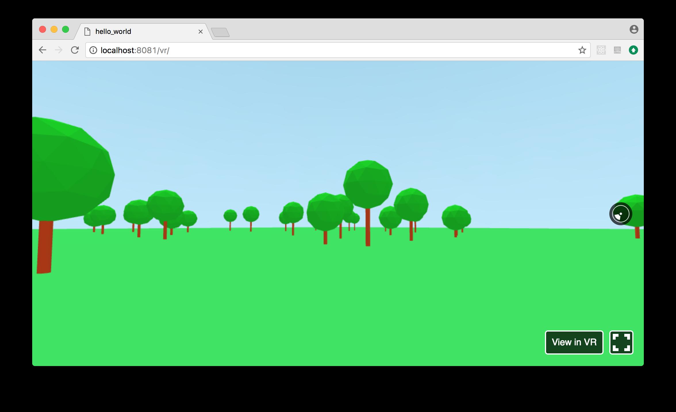 screen shot forest