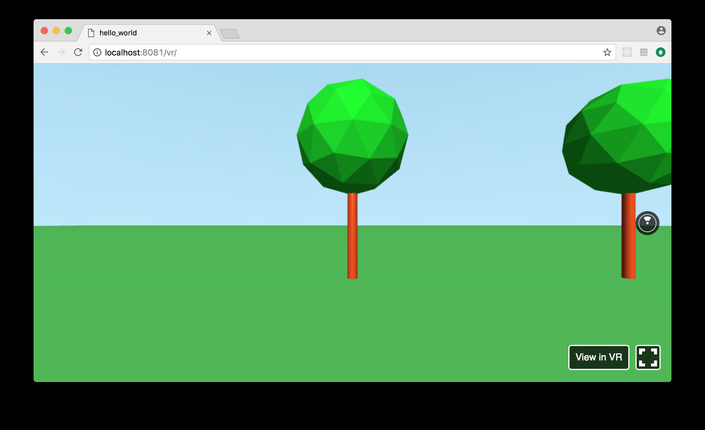 screen shot tree