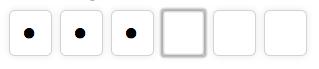 Password input