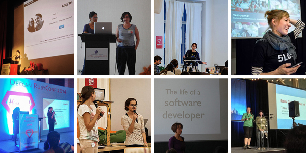 Rails Girls Speakers