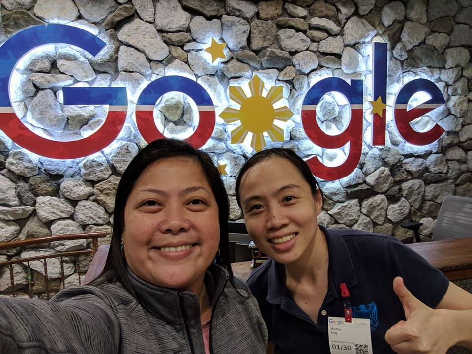 with chelle google