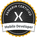 xamarin-certified-developer logo