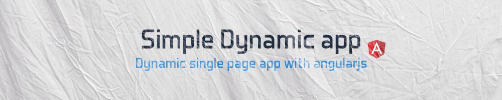 dynamic-angularjs-app-github