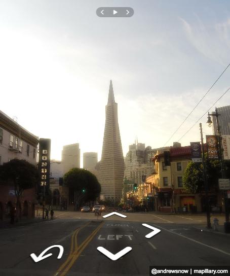 San Francisco on Mapillary.com