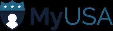 MyUSA logo