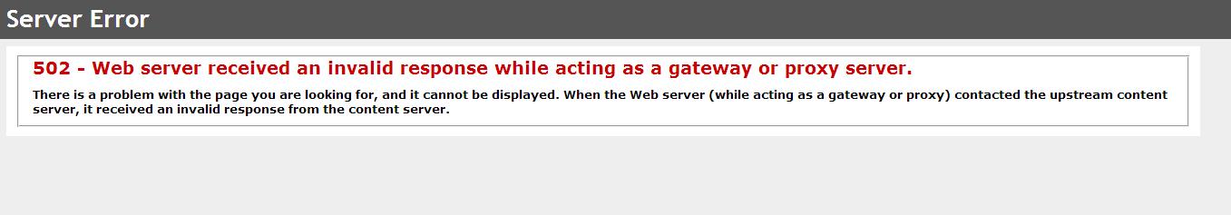 502-server-error