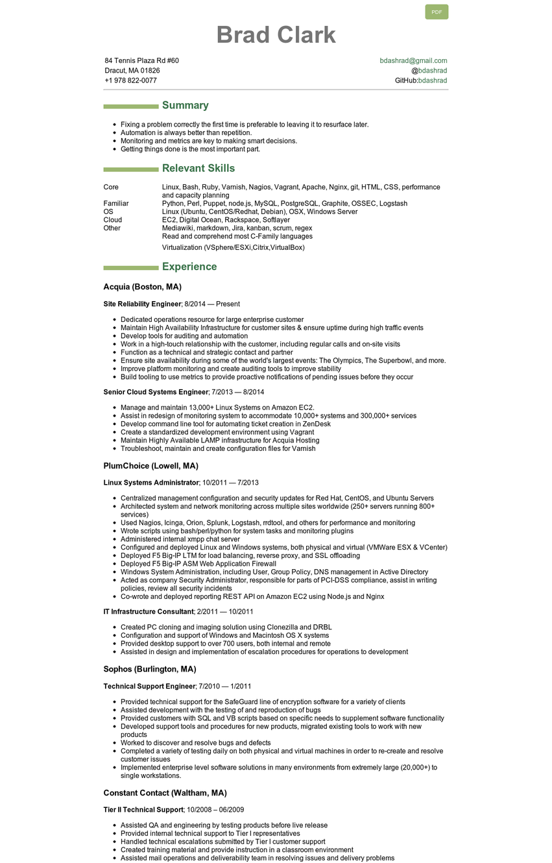 resume_sample