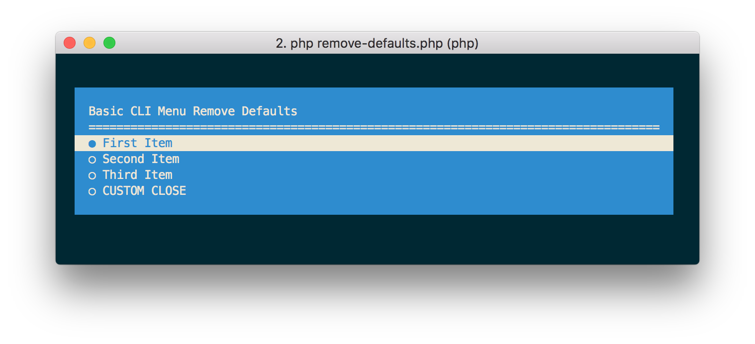 remove-defaults