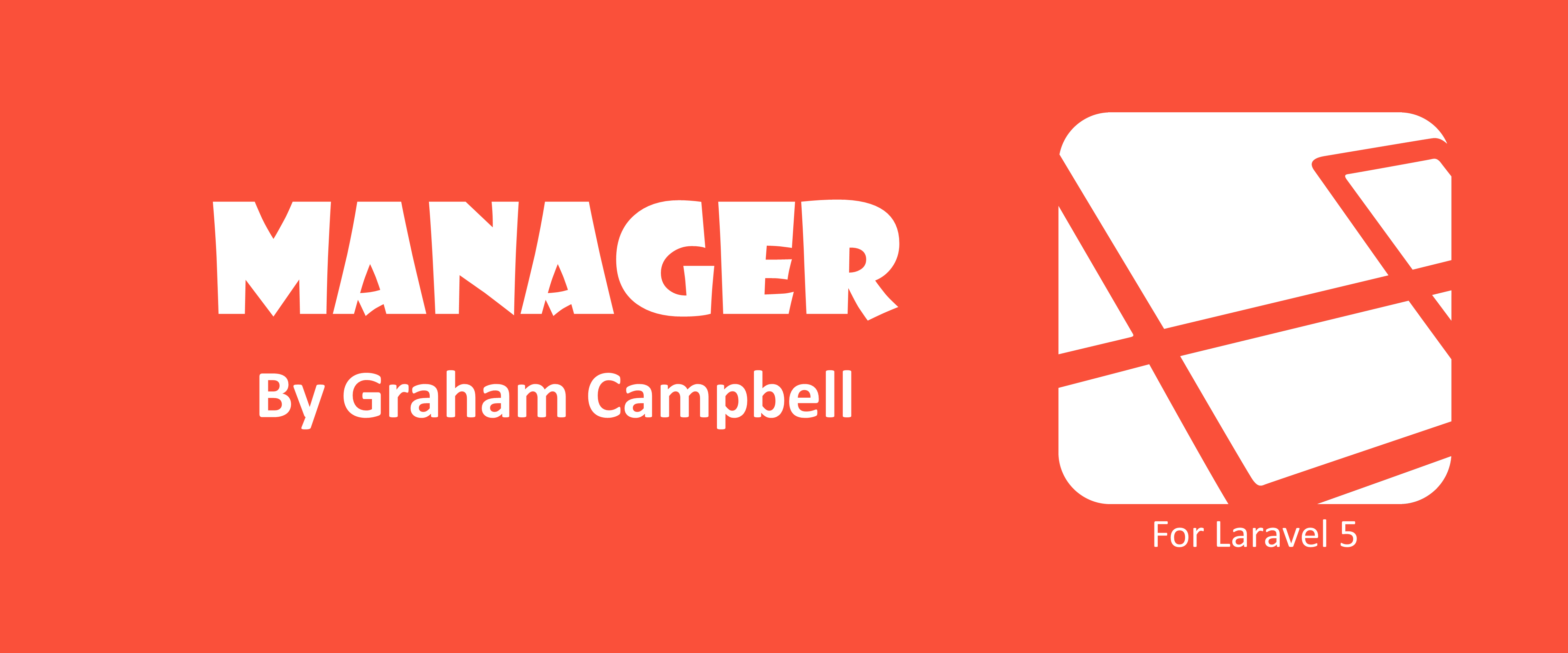 Laravel Manager