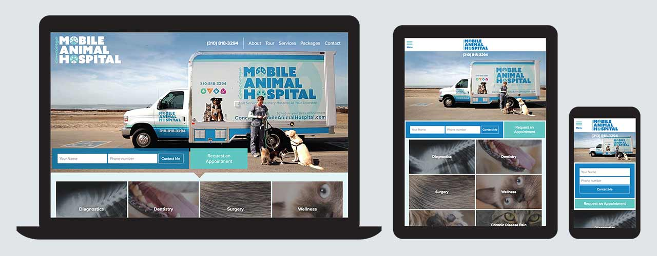 Concierge Mobile Animal Hospital screenshots