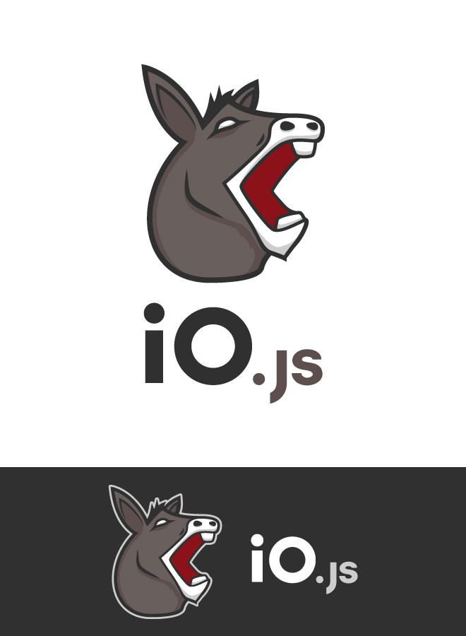 IO.js Logo