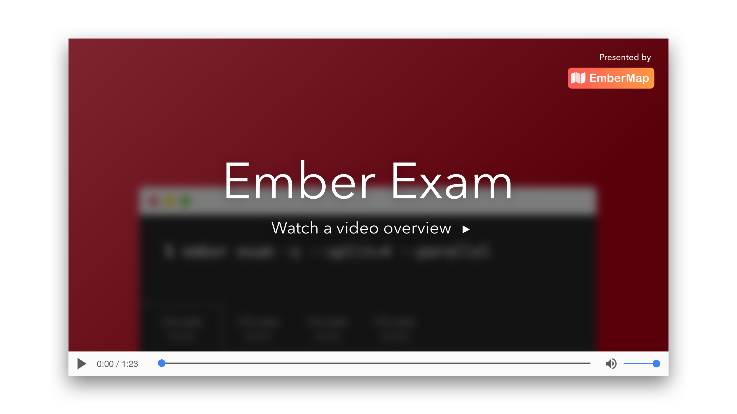 Introduction to Ember Exam
