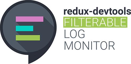 redux devtools filterable log monitor logo