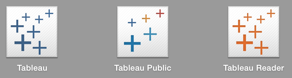 tableau mac program icons