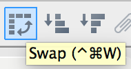 tableau swap icon