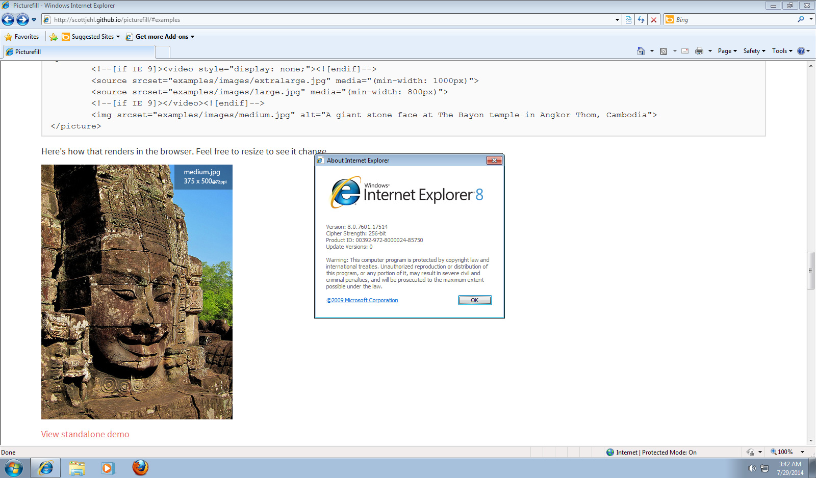 picturefill-ie8