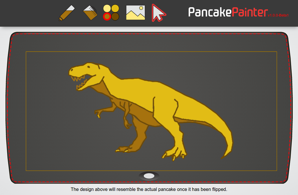 PancakePainter