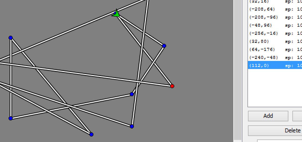 LGM Random Path Segment Depth