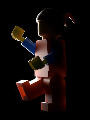 LEGO® character
