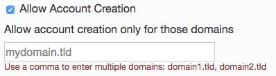 GitLab Account Creation