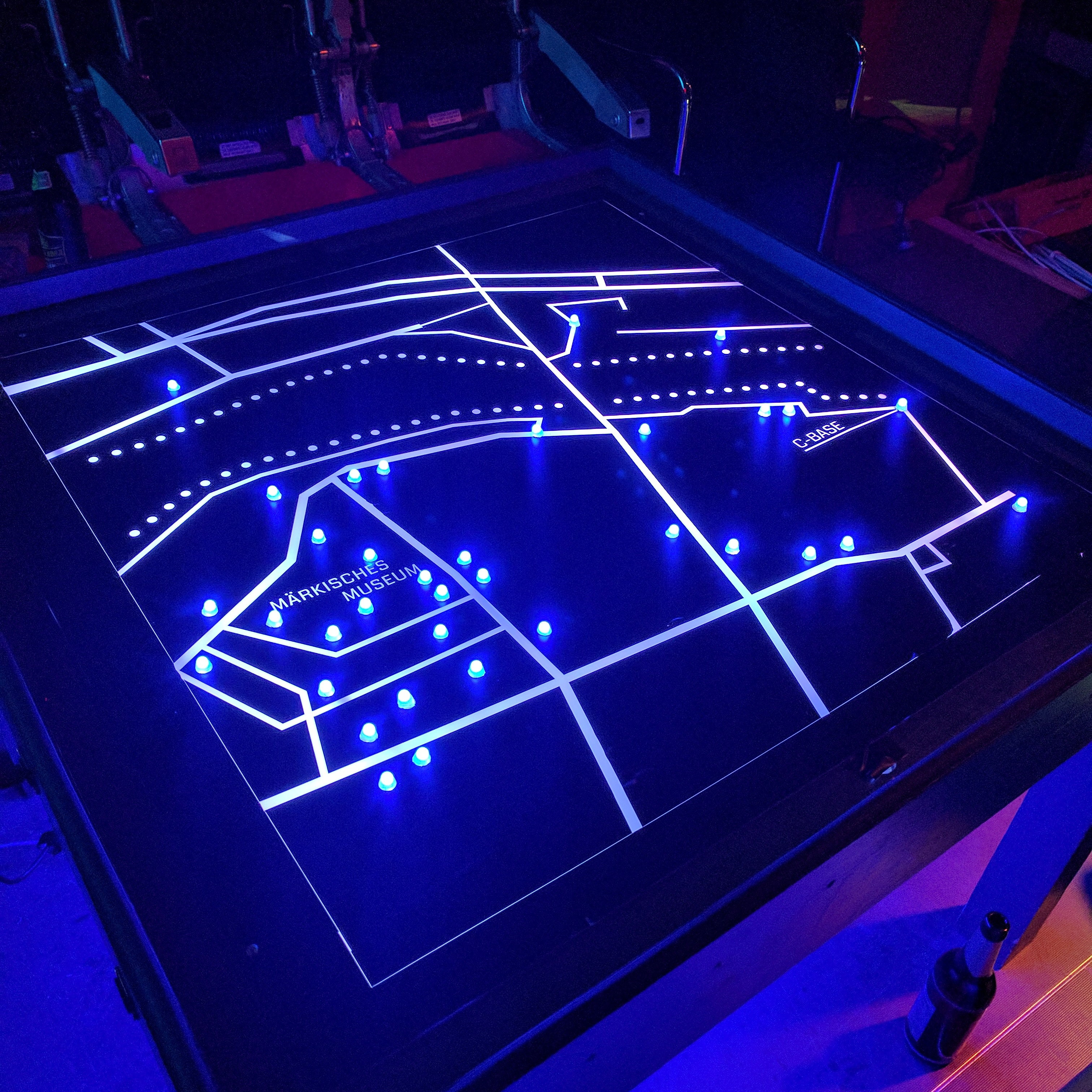 Ingress Table in action